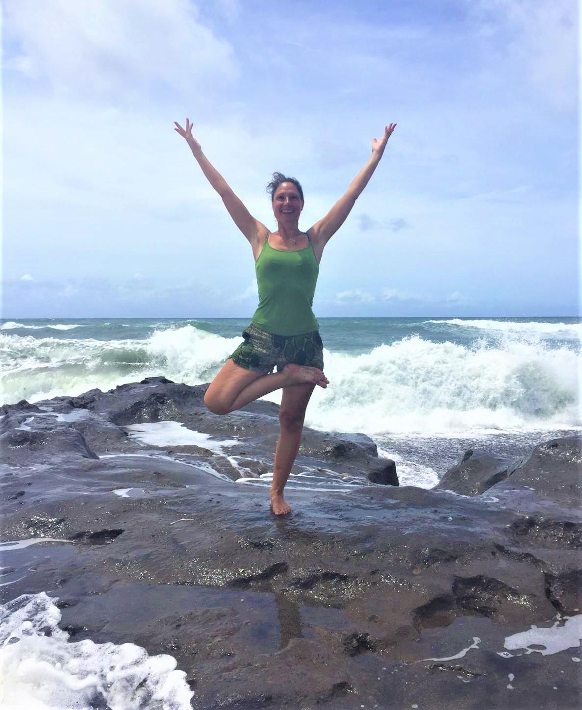 Valeska Bali Balance-im-Sein